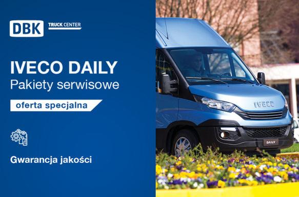 Iveco Daily Promocja Serwisowa